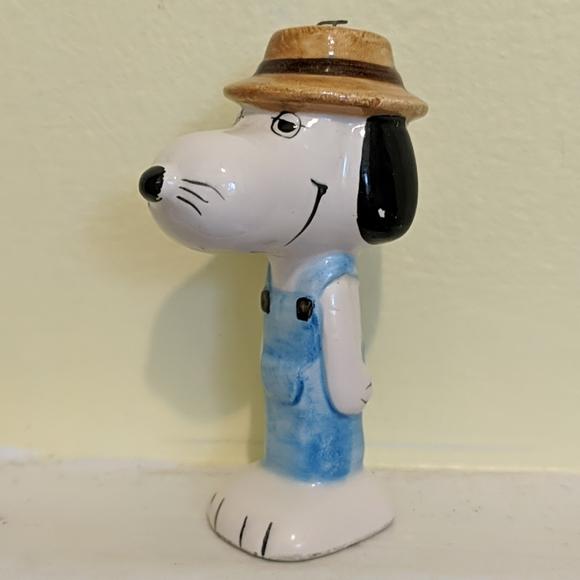Peanuts Snoopy Uncle Spike 🎄 Ornament Figurine